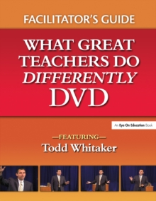 What Great Teachers Do Differently Facilitator's Guide, PDF eBook