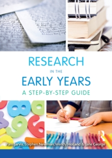 Research in the Early Years : A step-by-step guide, PDF eBook