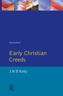 Early Christian Creeds, EPUB eBook
