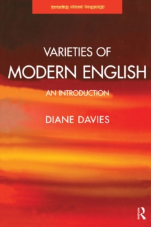 Varieties of Modern English : An Introduction, EPUB eBook