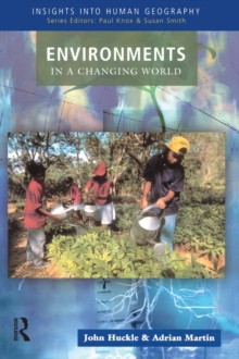 Environments in a Changing World, PDF eBook