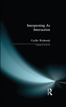 Interpreting As Interaction, EPUB eBook