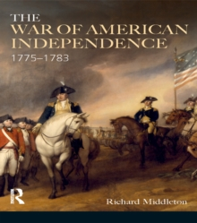 The War of American Independence : 1775-1783, EPUB eBook