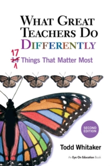 What Great Teachers Do Differently : 17 Things That Matter Most, PDF eBook