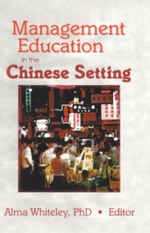 Management Education in the Chinese Setting, EPUB eBook