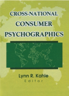 Cross-National Consumer Psychographics, PDF eBook