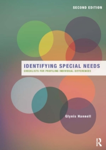Identifying Special Needs : Checklists for profiling individual differences, EPUB eBook