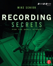 Recording Secrets for the Small Studio, PDF eBook
