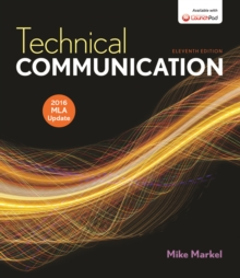 Technical Communication with 2016 MLA Update, Paperback / softback Book
