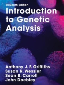 An Introduction to Genetic Analysis, Hardback Book