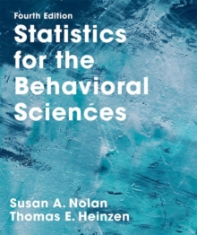 Statistics for the Behavioral Sciences, Hardback Book