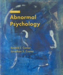 Abnormal Psychology, Hardback Book