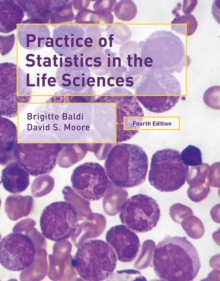 Practice of Statistics in the Life Sciences, Hardback Book