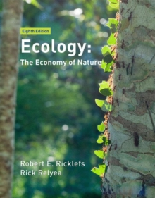 Ecology: The Economy of Nature, Paperback / softback Book