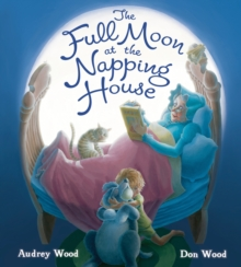 Full Moon at the Napping House (Padded Board Book), Board book Book