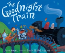 The Goodnight Train, Paperback Book