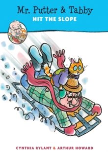 Mr. Putter & Tabby Hit the Slope, Paperback Book