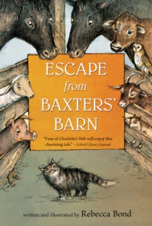 Escape from Baxters Barn, Paperback Book