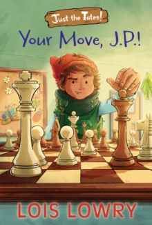 Your Move, J.P.!, Paperback Book