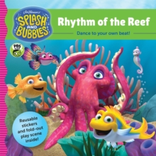Splash and Bubbles: Rhythm of the Reef with sticker play scene, Paperback / softback Book
