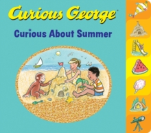 Curious George Curious About Summer, Board book Book
