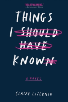 Things I Should Have Known, Paperback Book