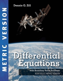 Differential Equations with Boundary-Value Problems, International Metric Edition, Paperback Book