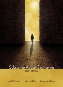 Substance Abuse Counseling, Hardback Book
