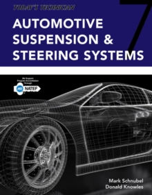 Today's Technician : Automotive Suspension & Steering Classroom Manual and Shop Manual, Spiral bound Book