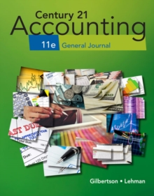 Century 21 Accounting: General Journal, Hardback Book
