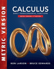Calculus: Early Transcendental Functions, International Metric Edition, Paperback Book