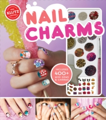 Nail Charms, Mixed media product Book