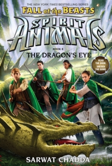 Fall of the Beasts 8: The Dragon's Eye, Hardback Book