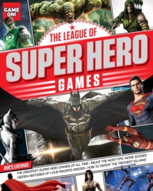 The League of Super Hero Games, Paperback Book
