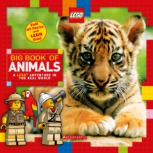 Big Book of Animals (LEGO Nonfiction), Hardback Book