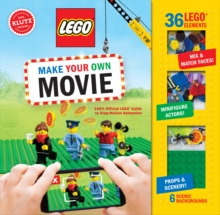 LEGO Make Your Own Movie, Mixed media product Book