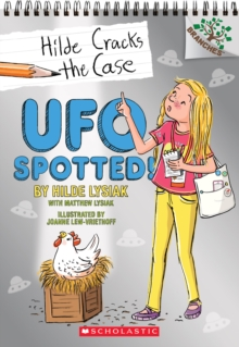 UFO Spotted!: A Branches Book (Hilde Cracks the Case #4), Paperback Book