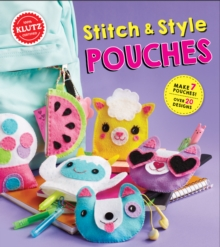 Stitch and Style Pouches, Mixed media product Book