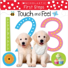 Touch and Feel 123 (Scholastic Early Learners: First Steps), Board book Book