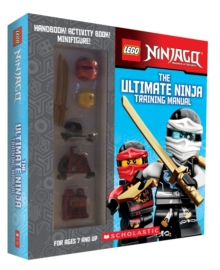 The Ultimate Ninja Training Manual, Mixed media product Book