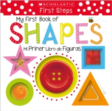 Scholastic Early Learners: My First Book of Shapes / Mi primer libro de figuras (Bilingual), Novelty book Book