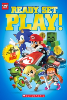 Ready, Set, Play!, Paperback Book