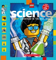 LEGO Science, Mixed media product Book