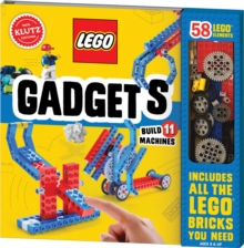 LEGO Gadgets, Mixed media product Book