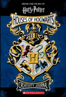 Harry Potter: Houses of Hogwarts Creativity Journal, Hardback Book