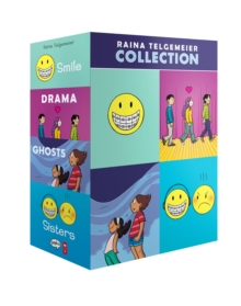 The Raina Telgemeier Collection (A Box Set), Quantity pack Book