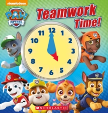 Teamwork Time!, Hardback Book