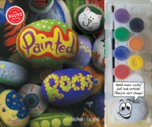 Painted Rocks, Mixed media product Book