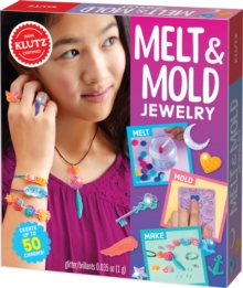 Melt and Mold Jewelry, Mixed media product Book