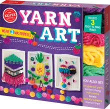 Yarn Art, Mixed media product Book